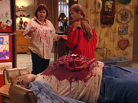 Basically all the Roseanne Halloween episodes.