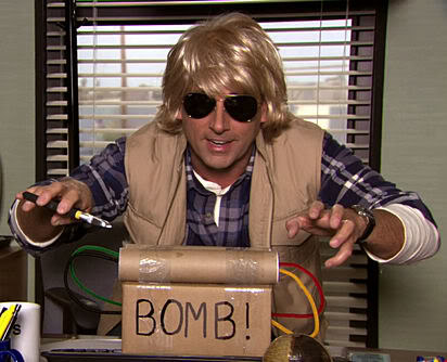 """The Office, """"Costume Contest."""""""