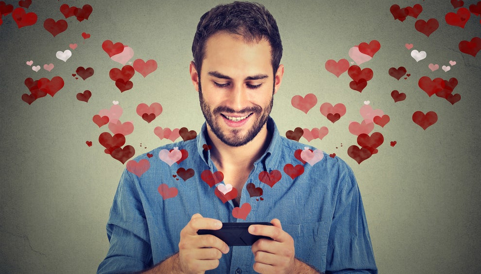 Cracking The Tinder Code  Love In The Age Of Algorithms   BuzzFeed     BuzzFeed Tinder God Emerges