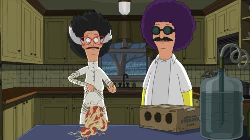 "Bob's Burgers, ""The Hauntening."""