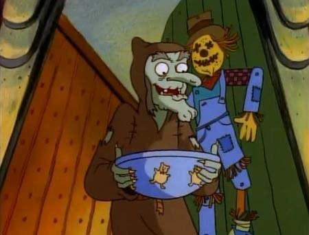 "Hey Arnold!, ""Arnold's Halloween."""