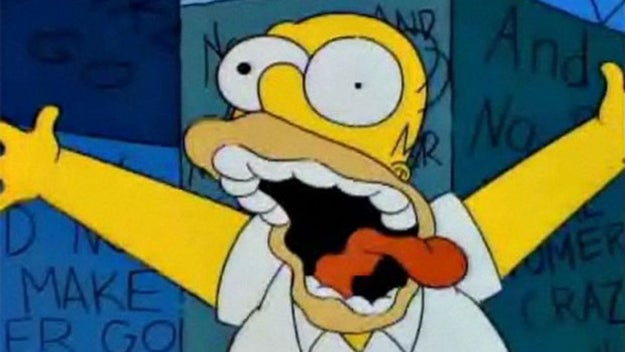 """The Simpsons, """"Tree House of Horror V."""""""