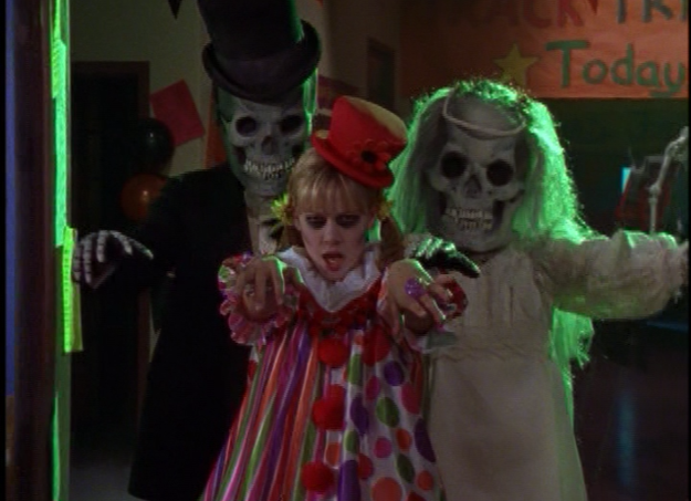 """Lizzie McGuire, """"Night of the Day of the Dead."""""""