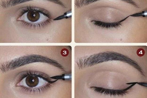 21 Easy Eyeliner Hacks Everyone Should Try