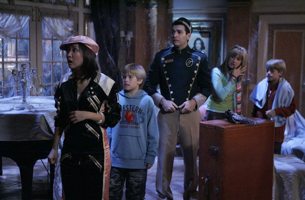 """The Suite Life of Zack And Cody, """"The Ghost of Suite 613."""""""