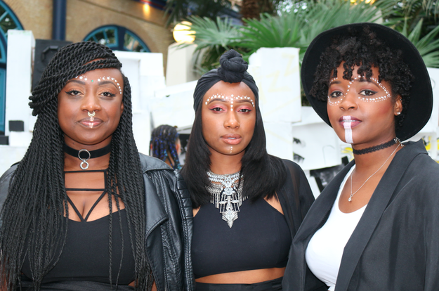 Here Are All The Best Looks From The First Afropunk Festival In London