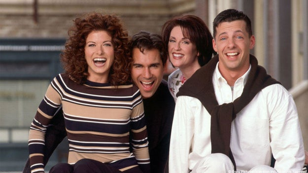 "The Cast Of ""Will And Grace"" Reunited And OMG, My Heart Can't Take It"