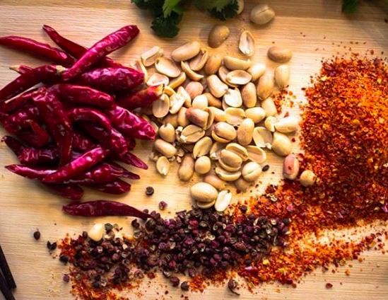 Spices or sauces that are indicative of your culture?