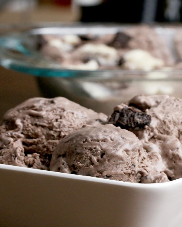 Cookies 'N' Cream Ice Cream