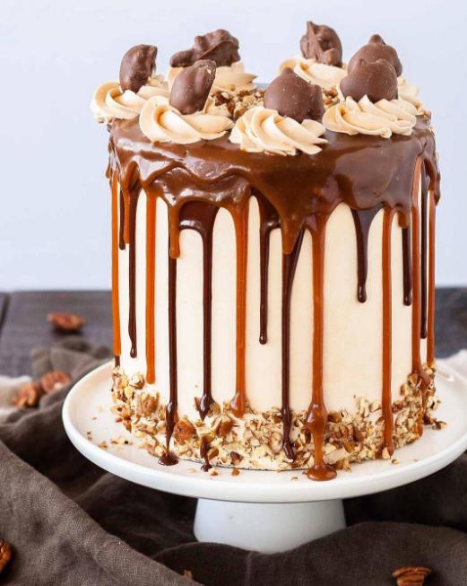 ¿Cómo se supone que los pasteles mortales se sientan cuando éste es el estándar de belleza?