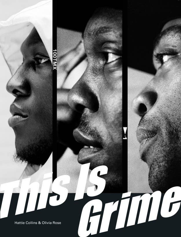 This book is a must for music buffs and true grime fans. Journalist Hattie Collins offers an in-depth look into the history of grime, with AMAZING photography by Olivia Rose. It tells the story of how grime started from the depths of Bow E3 to become the voice of a generation. Get a copy here.