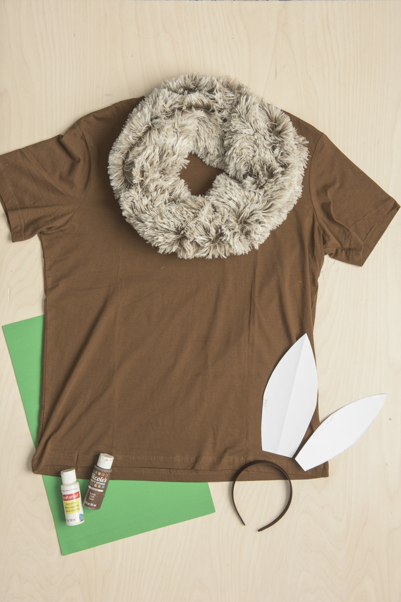 Here 39 s an easy eevee costume anyone can make for How to get a job at michaels craft store