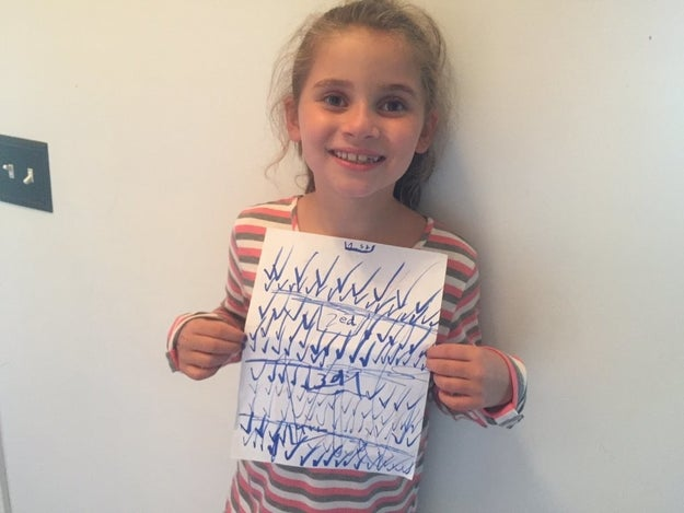 This Little Girl Started Bringing A Checklist To Stores And It Is Delightfully Random