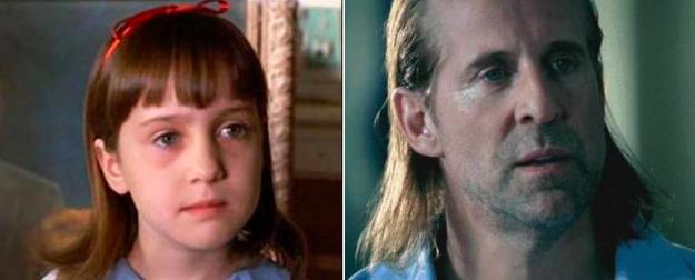 Matilda tuvo una infancia difícil durante muchos años de su vida, y se nota...