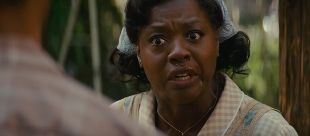 ...Viola Davis has the greatest snot-cry of all time.