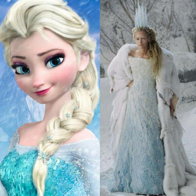 A PETA no le gusta en lo que Elsa se convirtió...
