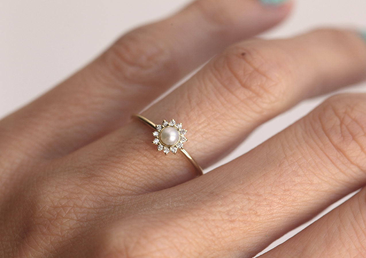 31 Gorgeous Engagement Rings Youll Want To Buy For Yourself