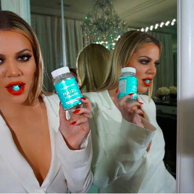 Kim Khloe Kardashian Think Pink For Hairfinity Hair Vitamins Launch Party Photo 3238034 Pictures Just Jared