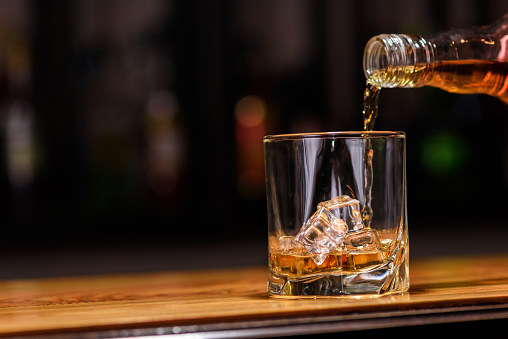 "Not only is whiskey delicious, but the Gaelic word for whiskey, uisge beatha, translates to mean ""water of life,"" and we could all use some of that."