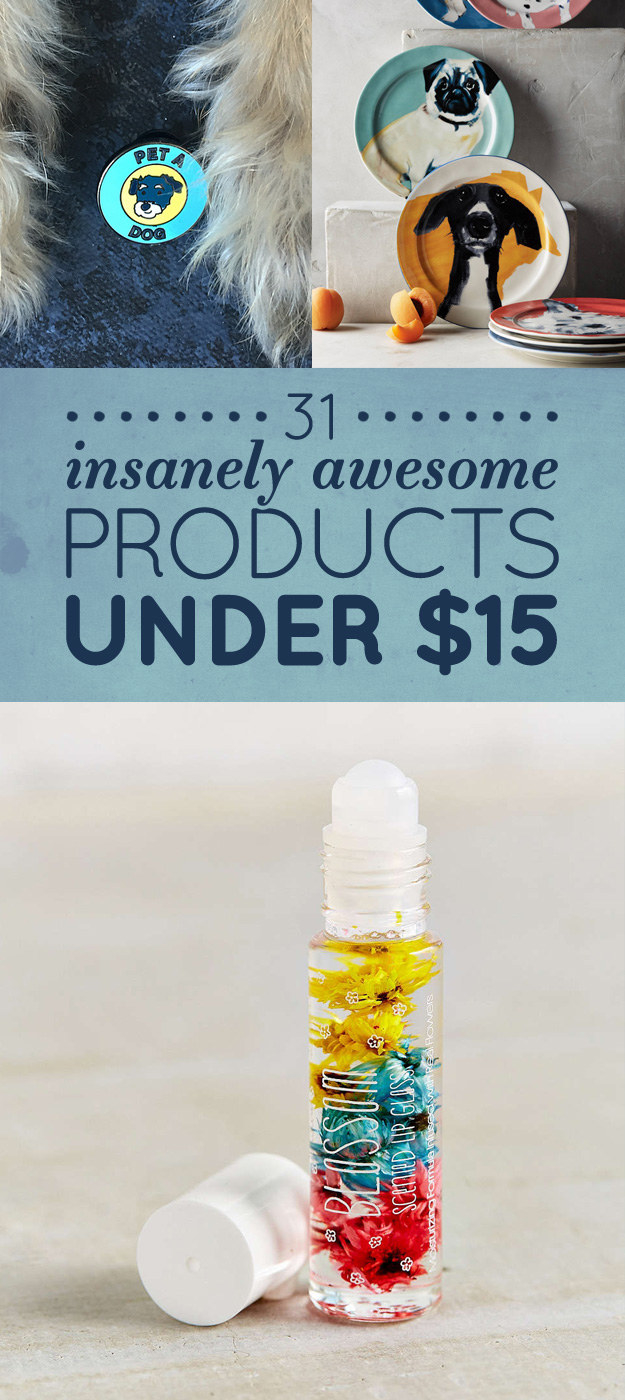 31 Products Under $15 That Are Basically Already In Your Shopping Cart