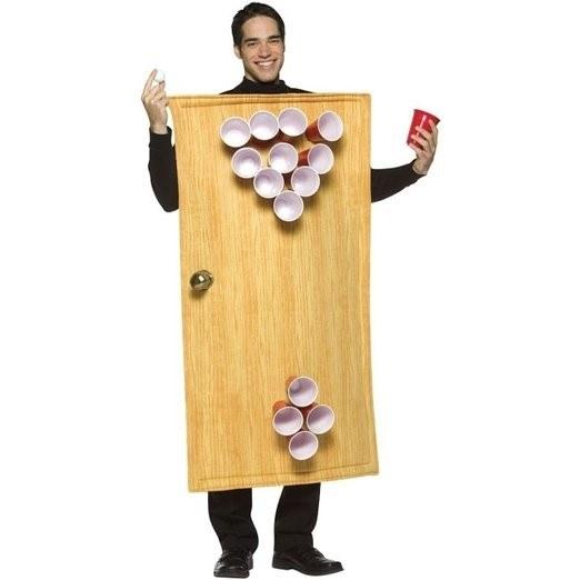Demuéstrales a todos que no hay nadie como tú a la hora de jugar beer pong ($334).