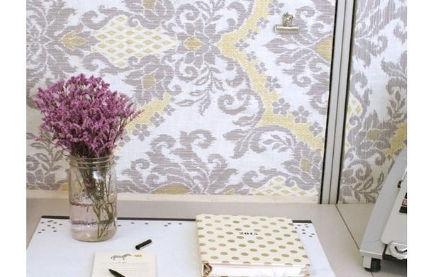 Cubicle Décor Ideas To Make Your Home Office Pop: 34 Ways To Make Your Cubicle So Much Better