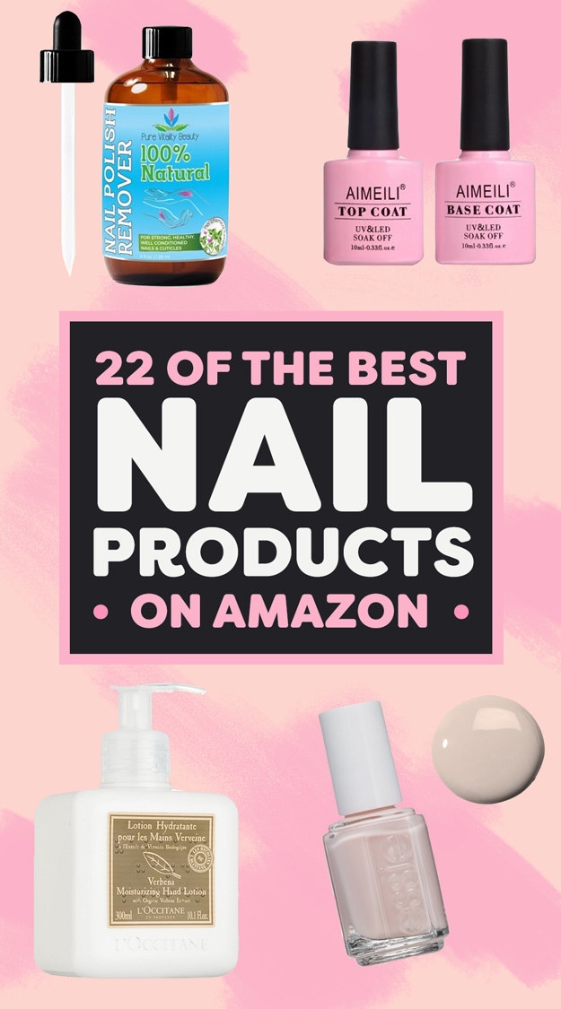 22 Of The Best Nail Products You Can Get On Amazon