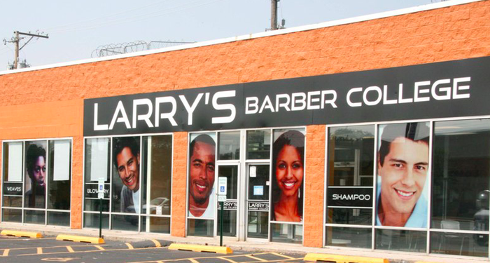 The small Larry's Barber College in Chicago has the country's worst loan default rate: 48.3%.