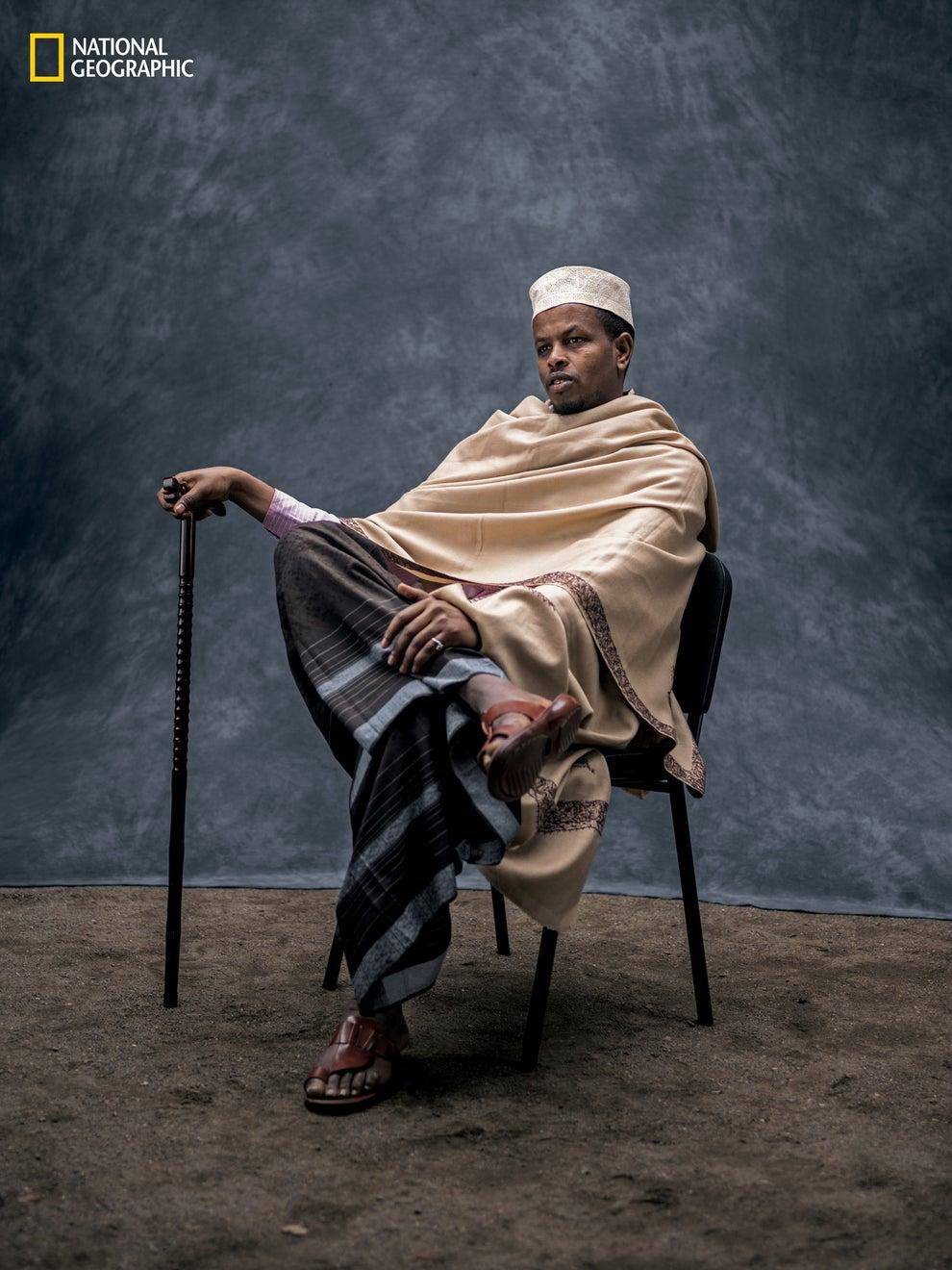 9. Mohamed Ali Osman, age 32, Sweden.