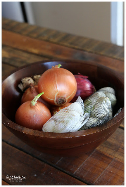 Store countertop items away from windows because sunlight tends to speed up the ripening process.