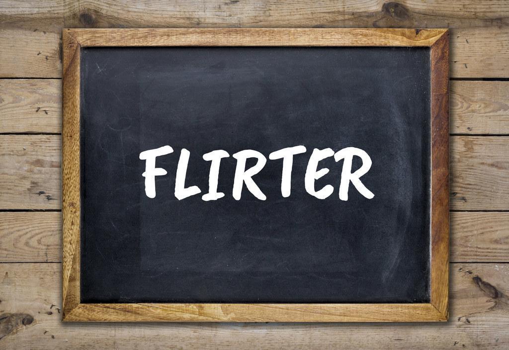 Pourquoi flirter