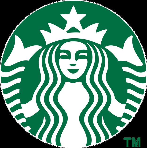 Starbucks tire son nom d'un personnage du roman Moby Dick, l'officier Starbuck. D'après le site de l'entreprise, le nom est censé évoquer «une haute mer de légende et la tradition maritime des premiers négociants en café».