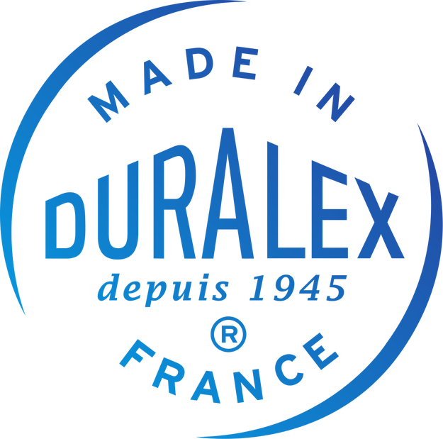Le nom des fameux verres Duralex vient de la citation latine Dura lex, sed lex («La loi est dure, mais c'est la loi»), en référence à la robustesse du verre.