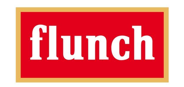 Quant au nom Flunch, il vient de la contraction de fast lunch («déjeuner rapide» en anglais).