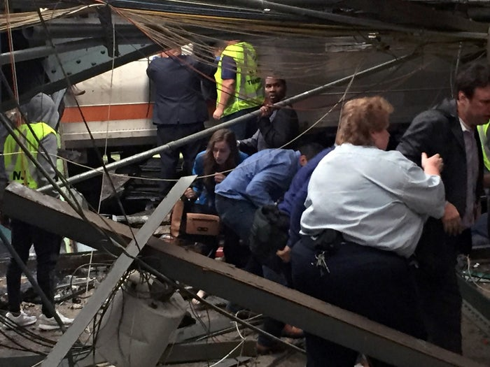 """""""We have no indication that this is anything other than an accident,"""" Christie said. New York Gov. Andrew Cuomo added that the death toll could have been higher. """"The silver lining is that there was only one fatality thus far, as the destruction is significant and the power of the train coming in is devastating in its impact,"""" he said.In the days following the crash, investigators found no signal abnormalities on the tracks leading to the terminal, and nothing about that track that would have """"affected the performance of the train,"""" the National Transportation Safety Board Office of Public Affairs wrote in an update. Investigators are reviewing video footage from other trains at the Hoboken terminal, though the footage from the train that crashed is currently inaccessible."""