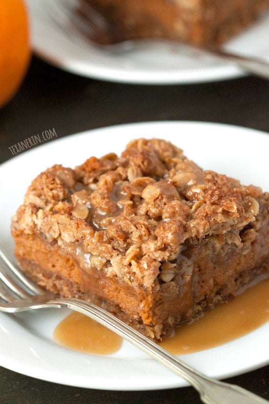 Everything is better with streusel. Fact. Get the recipe here.