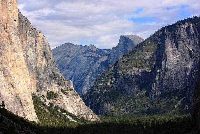 Yosemite National Park, as seen on Oct. 2, 2013.
