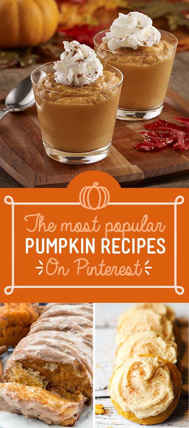 14 Pumpkin Recipes You Need To Make, According To Pinterest