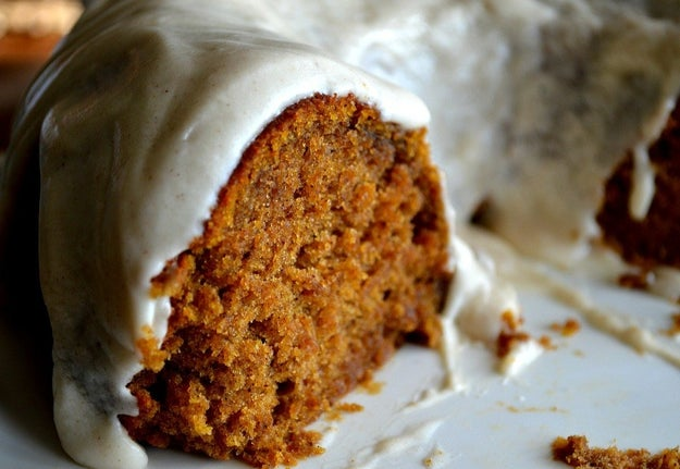 For midday snack attacks, this spice cake is satisfying without being too sweet.