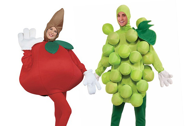 13 super sexy food costumes for this halloween - Halloween Food Costume