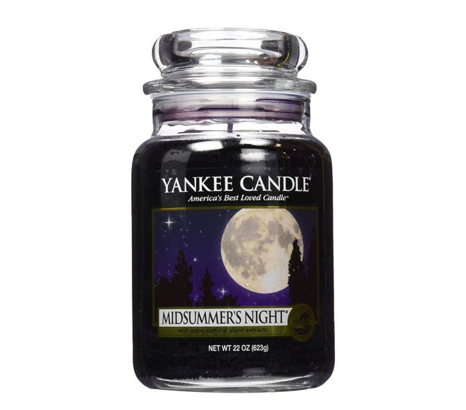 Midsummers Night By Yankee Candle