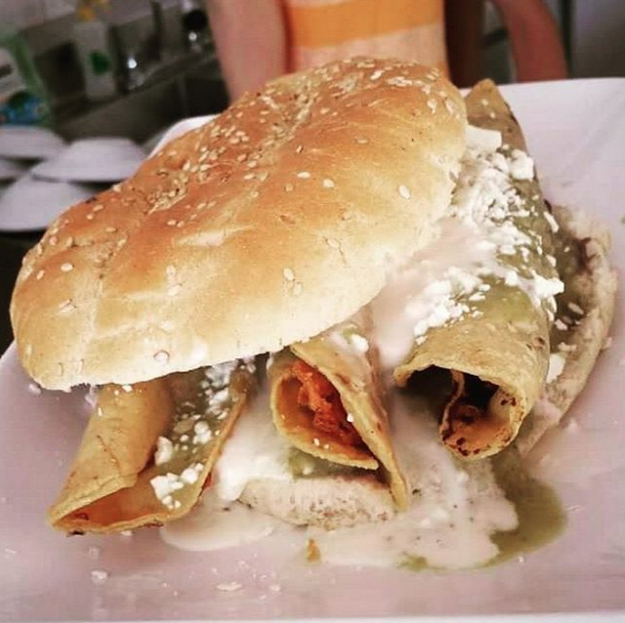 La tórtola, en la Ciudad de México.