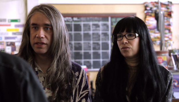 After participating in six seasons of Portlandia — IFC's sketch comedy show starring Fred Armisen and Carrie Brownstein — In Other Words bookstore in Portland, Oregon announced it's cut ties with the show.