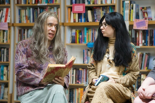 """""""The current board, staff, and volunteers were not involved in the decision, made six years ago, to allow Portlandia to film at In Other Words,"""" the blog post reads."""