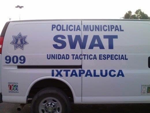 ¿En países como Islandia o Alemania tienen SWAT Municipal?
