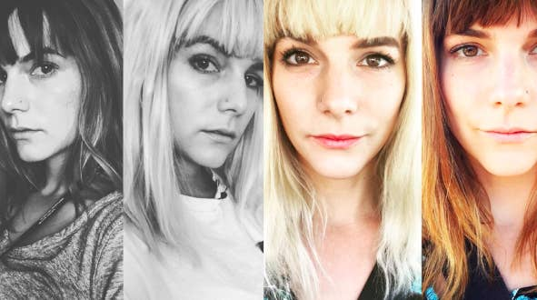 I Dyed My Hair Blonde And People Treated Me Totally Differently