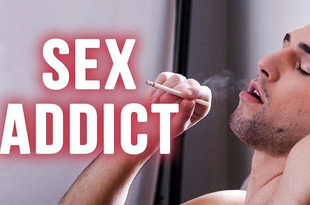 Helping poeple addicted to sex