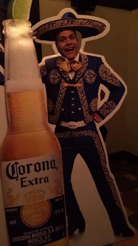 Cuando pusieron esta oportunidad de inmortalizarse como mexicanos.