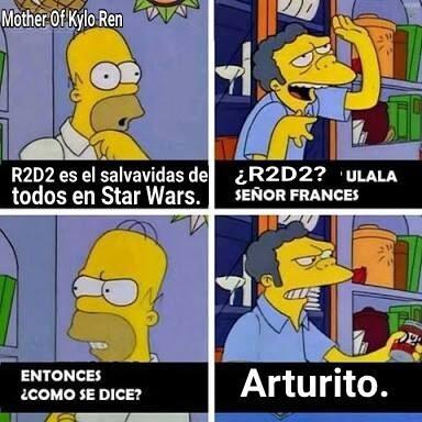 Ni Star Wars se salva.
