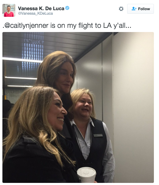 Have you ever had an interaction with a celeb on a plane? Maybe you queued for the bathroom with them, or were lucky enough to sit next to them?